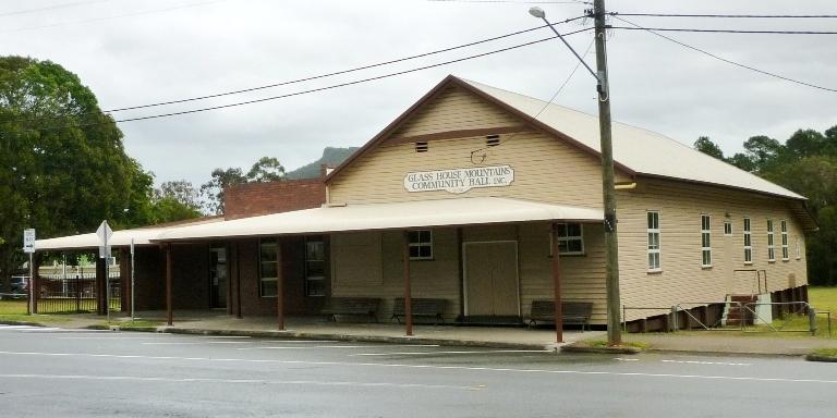 Glass House Mountains Community Hall Sunshine Coast Community Halls
